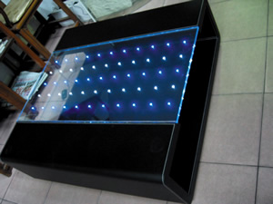 LED Glass Applicable For Furniture