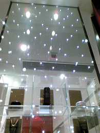 LED Laminated Glass Provides Certain Extent of Safety