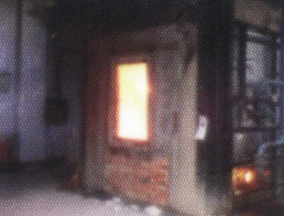 Testing of Monolithic Fire Resistant Glass