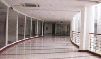 Job Reference of Monolithic Fire Resistant Glass