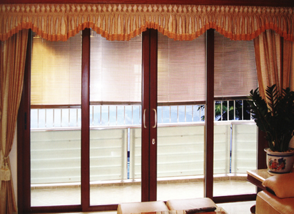 Internal Blind of Insulated Windows Doors Improves Light Control Performance