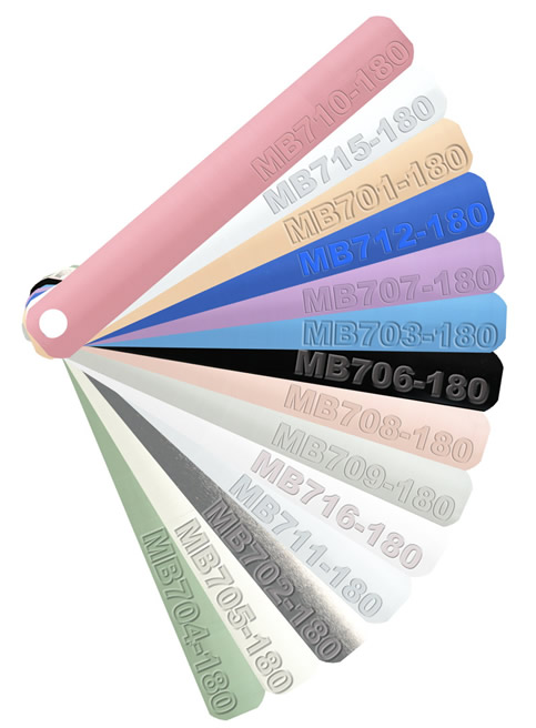 Various Venetian Blind Colors