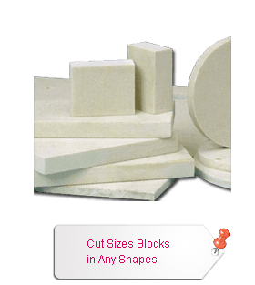 Cut Sizes Blocks in Any Shapes