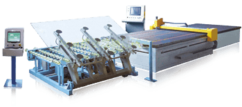Series Automatic Glass Cutting Machines for Large & Jumbo Glass