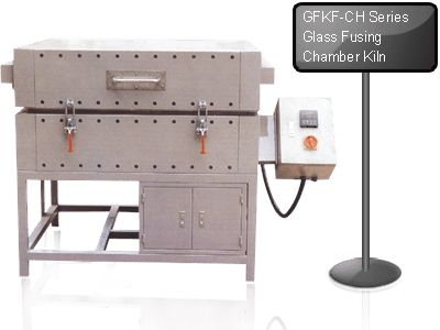 GFKF-CH Series Glass Fusing Chamber Kiln