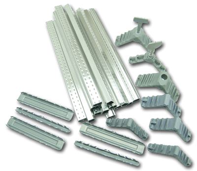 Insulated Glass Spacers with Accessories