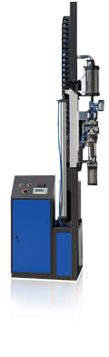 Drills Holes, Fill Desiccant & Butyl Hole Seal of IG-DF-FA Are Done Fully Automatically
