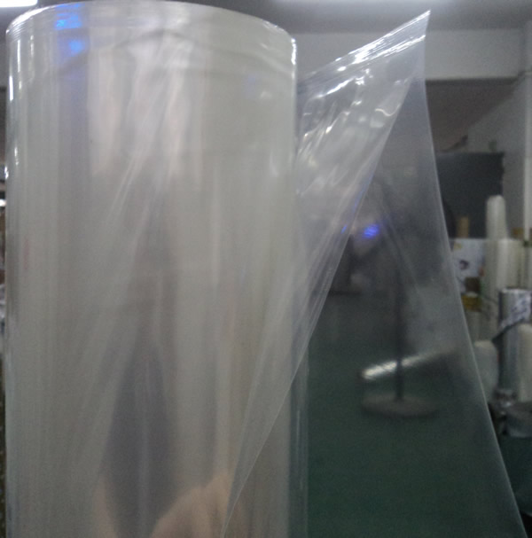 Plastic Vacuum Bagging Film for Glass Lamination Including Curve or Armour Laminated Glass