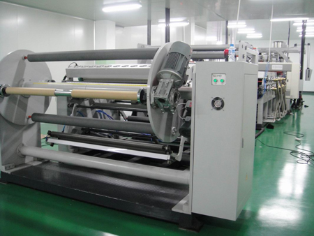 EVA Film Production Line