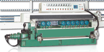 Vertical Straight Glass Wave Beveling Machine
