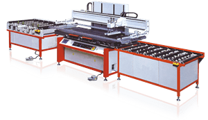 Fully Automatic Glass Screen Printing Machine Make Images Printing within a Touch of Button