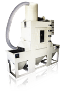 Mini Size Horizontal Sandbasting Machine