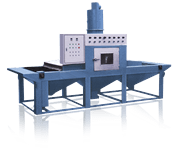 Automatic Sandblast Machine with Multi Blast Nozzles