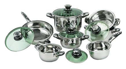 Glass Lids Extensively Found in Kitchen Ware, Cookware and Ovenware